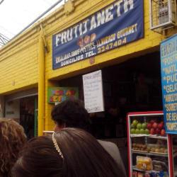 FrutiJaneth en Bogotá