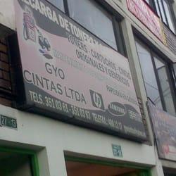 Gyo Cintas LTDA en Bogotá