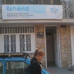 Rehavid en Bogotá