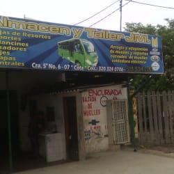 Almacén y Taller JM en Bogotá