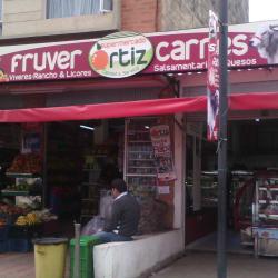 Supermercado Ortiz en Bogotá