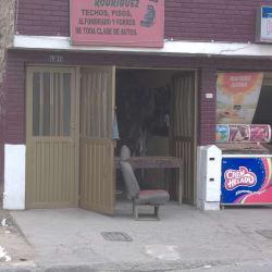 Tapicería De Autos Y Muebles Rodríguez en Bogotá