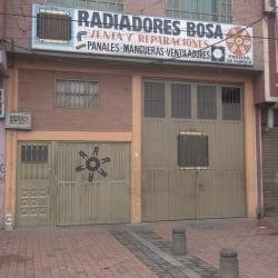 Radiadores Bosa en Bogotá