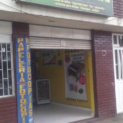 Papelería Supapel en Bogotá