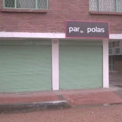 Par de Polas en Bogotá