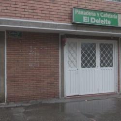 Panadería Y Cafetería El Deleite en Bogotá
