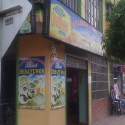 Panadería y Pastelerí. Maná  en Bogotá