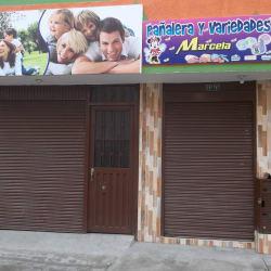 Pañalera Y Variedades Marcela en Bogotá