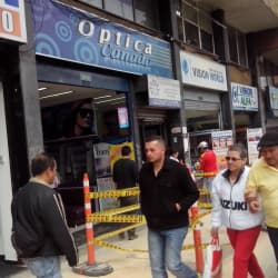 Óptica Canadá en Bogotá