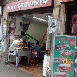 Cafetería y Frutería Muy Exquisito en Bogotá