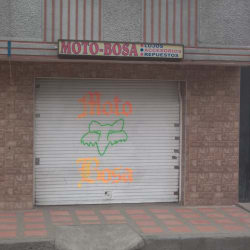 Moto Bosa en Bogotá