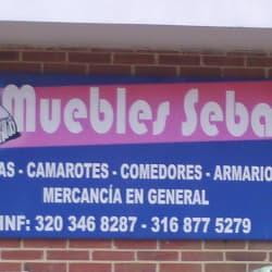 Muebles Sebas en Bogotá