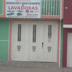 Megaelectronics en Bogotá