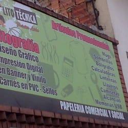 Lito Tecnica Printer en Bogotá