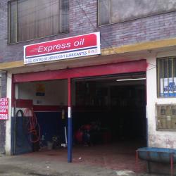 Express Oil en Bogotá