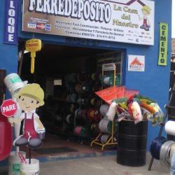 Ferredepósito la Casa del Maestro en Bogotá