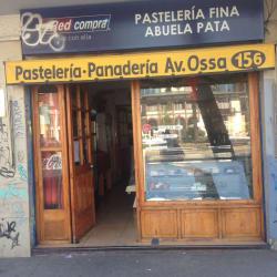 Pastelería Fina Abuela Pata en Santiago
