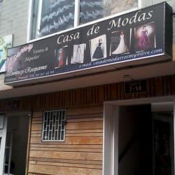 Casa de Modas Rosmy en Bogotá