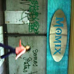 Momix- Estado en Santiago