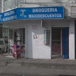 Droguería Maxi descuentos en Bogotá