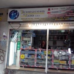 Tecnisoluciones Y Redes S.A.S en Bogotá