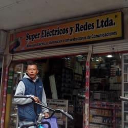 Super Eléctricos y Redes LTDA en Bogotá