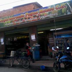 Supermercado Pague Menos C.G en Bogotá
