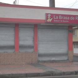 La Brasa De Rojas en Bogotá