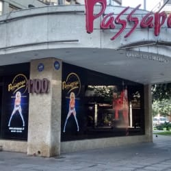 Passapoga Night Club en Santiago