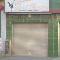 Yeni Vargas en Bogotá