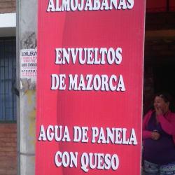 Arepería los Andes en Bogotá