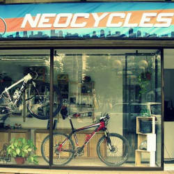 Neocycles- Barrio Bellavista  en Santiago