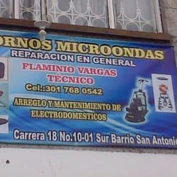 Reparaciones Flaminio Vargas en Bogotá