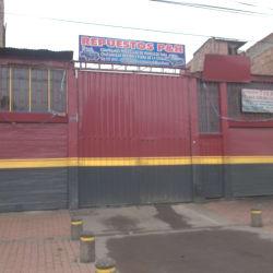 Repuestos P&H en Bogotá
