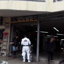 Eléctricos Y Soluciones S.A.S en Bogotá