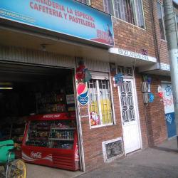 Panadería La Especial Cafetería y Pastelería en Bogotá