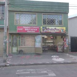 Panadería Y Pastelería Britapan en Bogotá
