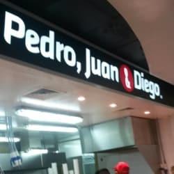 Pedro, Juan & Diego - Providencia  en Santiago