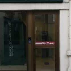 Banco Edwards Orrego Luco en Santiago