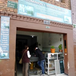 Aluminios y Vidrios de la 50 en Bogotá