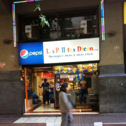 Los Pollitos Dicen - Ahumada en Santiago