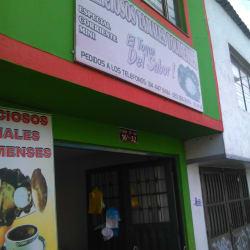 El Toque Del Sabor en Bogotá