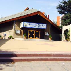 Parroquia la Transfiguración del Señor en Santiago