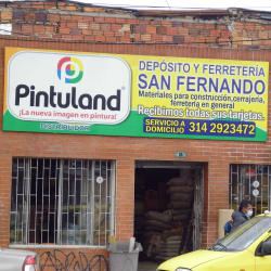 Ferretería San Fernando en Bogotá