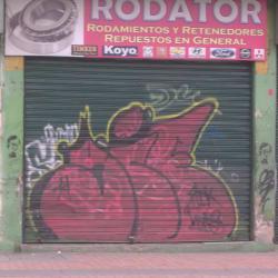 Rodator en Bogotá