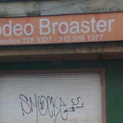 Rodeo Broaster en Bogotá