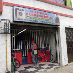 Lavaseco Ultramatic en Bogotá
