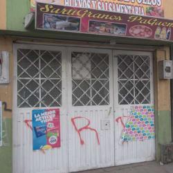 Surtigranos Paguemenos en Bogotá
