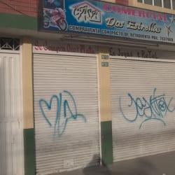 Casa Comercial Dos Estrellas en Bogotá