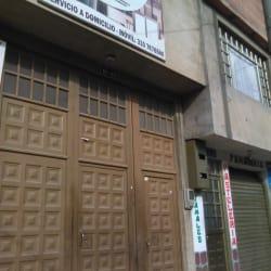 Vidrios y Vitrinas Manuel en Bogotá